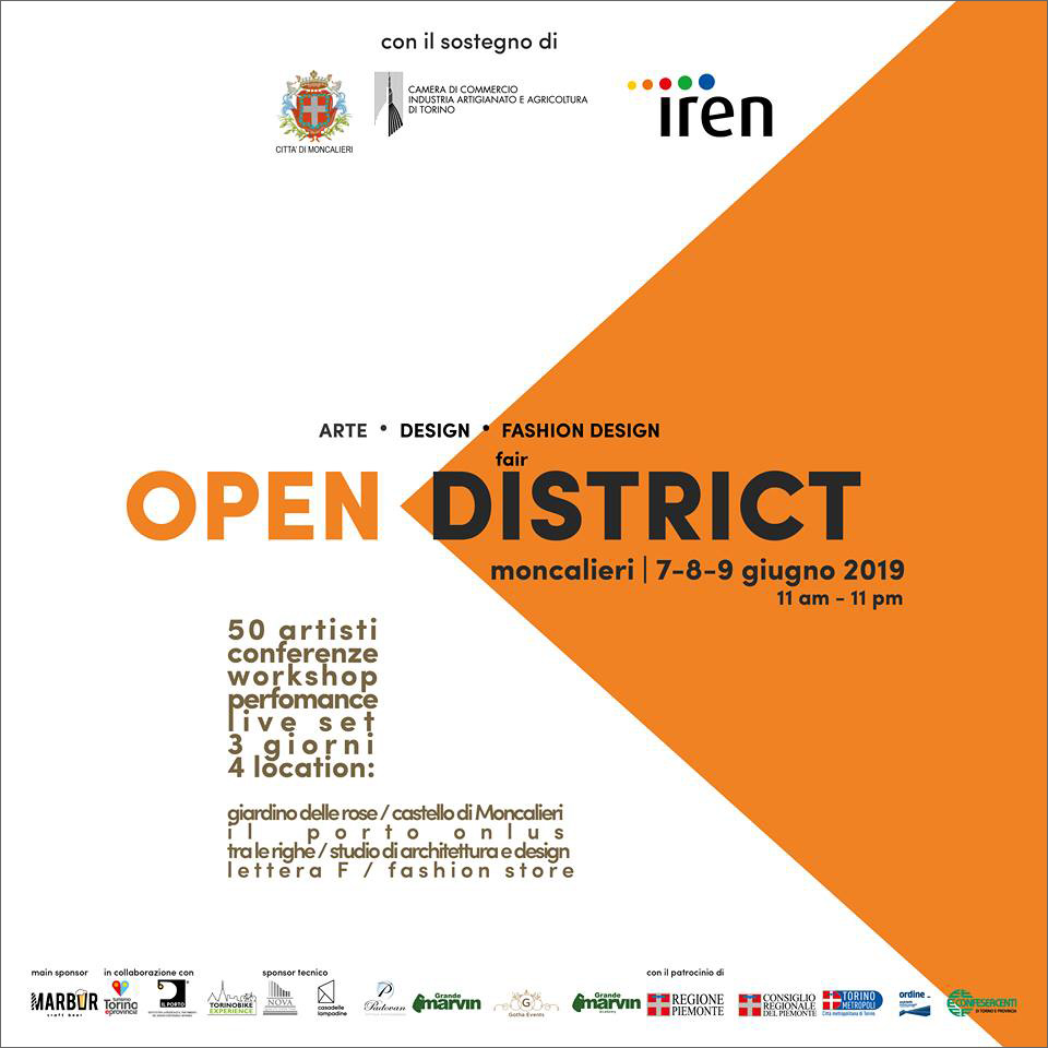 OPEN DISTRICT